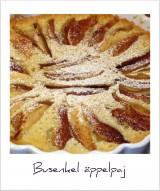 Äppelkaka med smak av kardemumma