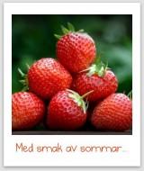 Balsamicomarinerade jordgubbar
