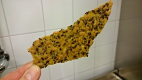 Majsknäcke - glutenfritt